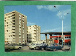 Les Mureaux Place De La Gare Et 8-Mai-1945 Service Architecture S.N.C.F. Section Bâtiment (voitures) - Les Mureaux