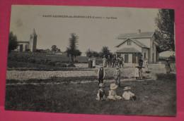 ST GEORGES DES BAROILLES - La Gare - Autres Communes
