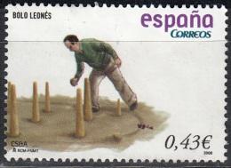 Espagne 2008 Jeu Bolo Leonés O - 1931-Aujourd'hui: II. République - ....Juan Carlos I