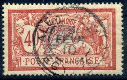 ALEXANDRIE  YVERT N°29 OBLITERE - Alexandria (1899-1931)