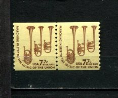 299726416 USA POSTFRIS MINT NEVER HINGED POSTFRISCH EINWANDFREI SCOTT 1614 Pair American - Etats-Unis