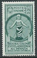 1937 REGNO COLONIE 2,75 LIRE MH * - Y073 - Mint/hinged
