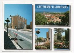 13 - Chateauneuf Les Martigues - Multivues - Francia