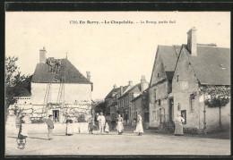 CPA La Chapelotte, Le Bourg, Partie Sud - Non Classés