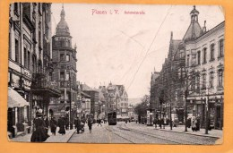 Plauen I V Bahnhofstr 1911 Postcard - Plauen