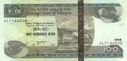 ETHIOPIA P. 52b 100 B 2004 UNC - Ethiopie