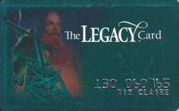 Silver Legacy Casino Reno NV - 1st Issue Slot Card - Casino Cards