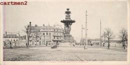 GRAND PANORAMA : REIMS FONTAINE BARTHOLDI PLACE DE LA REPUBLIQUE EDITION C. B MARSEILLE 13 - Reims