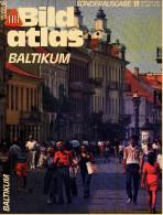 HB Bild-Atlas Bildband  Nr. 13 / 1993 : Baltikum - Estland : Alte Städte, Herrliche Inseln, Weite Wälder - Reise & Fun