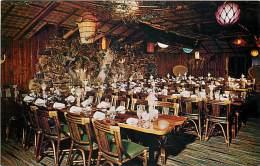 257419-California, Pasadena, The Tahitian Restaurant, Tiki Interior, Schlendering - United States