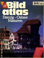 HB Bild-Atlas Bildband  Nr. 148 / 1995 : Danzig - Ostsee - Masuren : Ein Wahres Landschaftsparadies - Reise & Fun