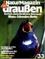 HB Bild-Atlas Bildband Naturmagazin Draußen  / Maas-Schwalm-Nette : Deutsch-niederländischer Naturpark - Reise & Fun