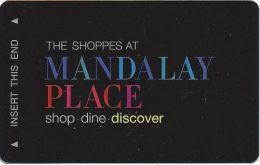 Mandalay Bay Casino Hotel Room Key Card - Hotel Keycards