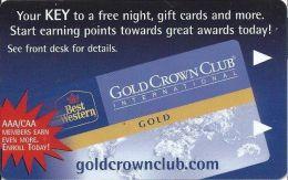 Best Western Hotel Room Key Card - Hotel Keycards