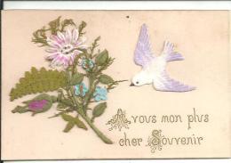Image   Fleurs - Old Paper