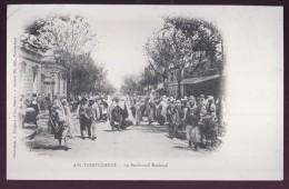 2067 - ALGERIE -  AÏN-TEMOUCHENT - Le Boulevard National - Algerien