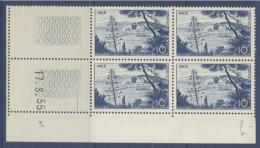 N° 1038 Nice 10f - Date 17-08-55 - 1950-1959