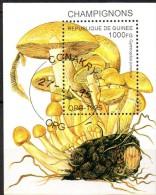 BF n�112C -oblit�r� - Champignons - guinee