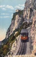 Thématiques 74 Haute Savoie Chemin De Fer Du Salève Train - Autres Communes