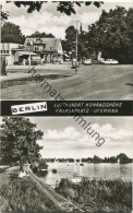 Berlin - Konradshöhe - Falkenplatz - Uferweg - Foto-AK - Verlag Herbert Meyerheim Berlin - Tegel