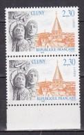 N° 2657 Série Touristique: Abbaye De Cluny : 1 Timbre Neuf . - France