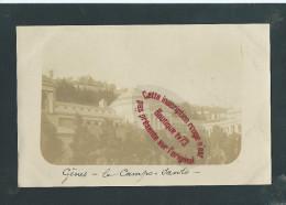 L1676 - GENES - GENOVA - Le Campo Santo - Italie - Genova