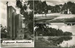 Berlin - Konradshöhe - Foto-AK - Verlag Herbert Meyerheim Berlin - Tegel
