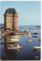 Saint-Malo - Saint-Servan - La Tour Solidor  - écrite Et Timbrée - 2 Scans - Saint Malo