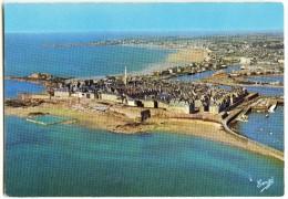 Bretagne - Côte D'Emeraude - Saint-Malo, Cité Corsaire - « L'Intra Muros » - écrite Non Timbrée - 2 Scans - Saint Malo