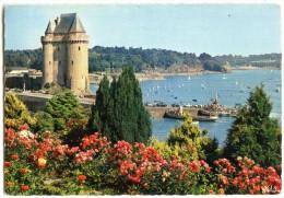 Saint-Malo - Saint-Servan - Estuaire De La Rance - La Tour Solidor - écrite Et Timbrée - 2 Scans - Saint Malo