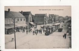Fort Mahon Plage Arrivee Du Petit Train - Fort Mahon