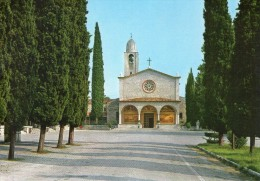 P3337 PESCHIERA DEL GARDA ( Verona ) SANTUARIO MADONNA DEL FRASSINO - Chiesa, Sanctuaire, Sanctuary - Italia