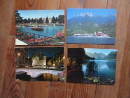 Lot De 10 Cartes D'Annecy   ( Haute Savoie )     Toutes Scannées Recto/ Verso - Ansichtskarten