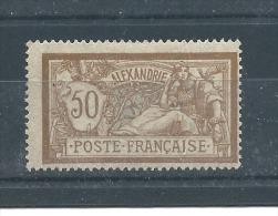 ALEXENDRIE N° 30 * T.B. - Alexandria (1899-1931)