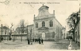 VITRY LE FRANCOIS -51- COLLEGE DES GARCONS - Vitry-le-François
