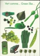 Vert Comme.... Green Like......Atelier Nouvelles Images - Schools