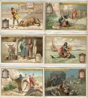 Liebig 1904 Sanguinetti N. 757 Animali Celebri Nella Storia 2 (Francia) € 9 - Liebig