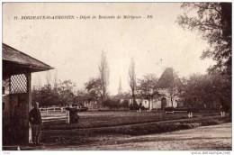 BORDEAUX-ST-AUGUSTIN - DEPOT DE REMONTE DE MERIGNAC - Bordeaux