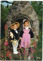 La Bretagne - Costumes De Baud Et Des Environs (Morbihan) - écrite Non Timbrée - 2 Scans - Baud
