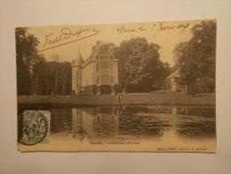 Carte Postale - FOSSEUSE (60) - Le Château Côté Sud (923/1000) - Autres Communes