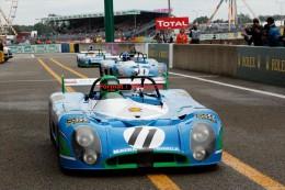 Photographie De La Matra Simca 670 Numéro 11 Aux 24H Du Mans - Reproducciones