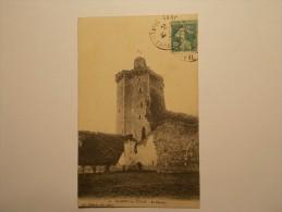 Carte Postale - BLANDY LES TOURS (77) - Le Donjon (929/1000) - France