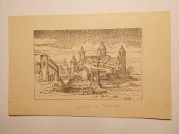 Carte Postale - BLANDY LES TOURS (77) -  (931/1000) - France