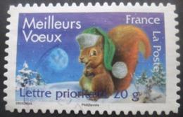 FRANCE Autoadhésif N°140 Oblitéré - France