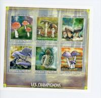 Champignons-Mali-1999-YT 1659/74***MNH