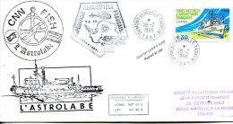 N°286 B -enveloppe TAAF -superbes Cachets L'Astrolabe - Terres Australes Et Antarctiques Françaises (TAAF)