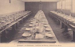 25416 QUIMPER - LES BUISSONNETS - INSTITUTION SAINTE-THERESE- Refectoire Eleves -Villard - Ecole Religieuse Soeur