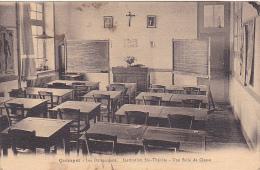 25418 QUIMPER - LES BUISSONNETS - INSTITUTION SAINTE-THERESE- Une Salle Classe -Villard - Ecole Religieuse Soeur