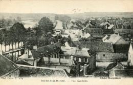 TOURS SUR MARNE -51- VUE GENERALE - Autres Communes