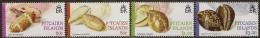 Pitcairn Islands – 2001 Cowrie Shells MNH Set - Stamps